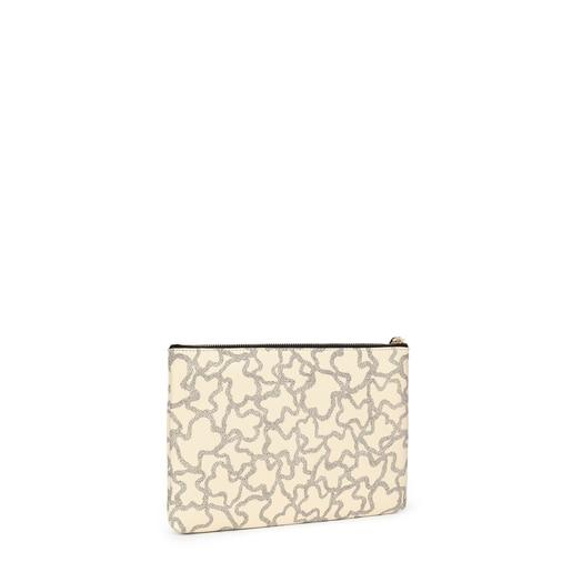 Clutch Kaos Icon multi beige