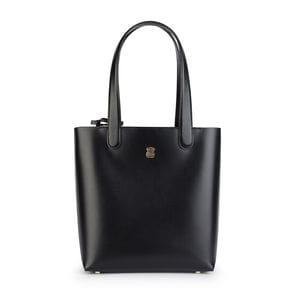 Shopping Melly de Piel en color negro