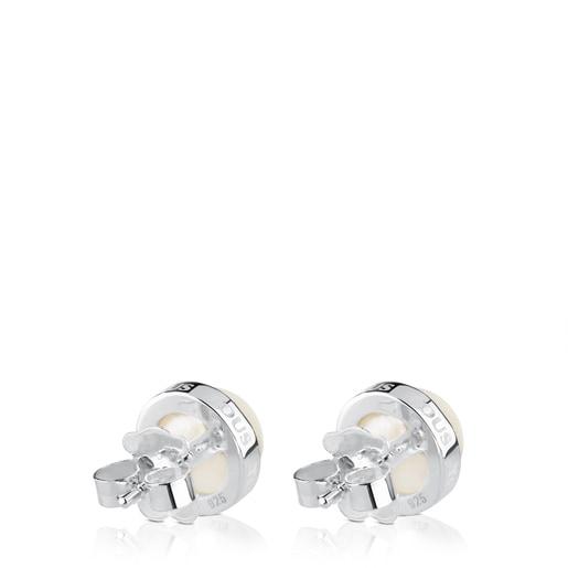 Ohrringe TOUS Nacars aus Silber