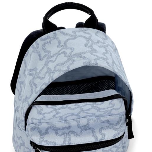Mochila preescolar Kaos Bag Azul Celeste