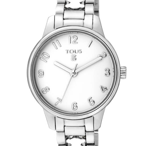 Reloj Beary de acero