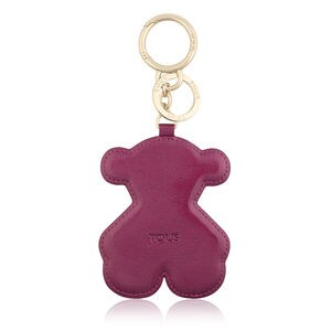 Fuchsia Dorp Key ring