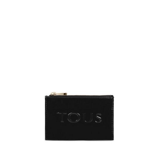 Porte-monnaie et porte-cartes Dorp noir