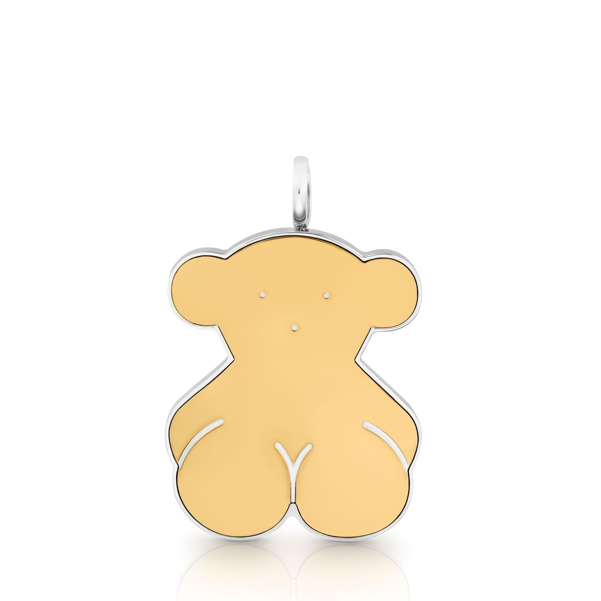 Colgante TOUS Bear de Oro