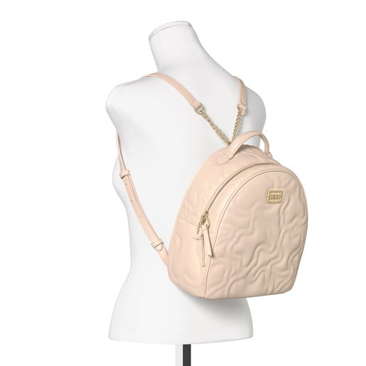 Beige Kaos Dream Backpack