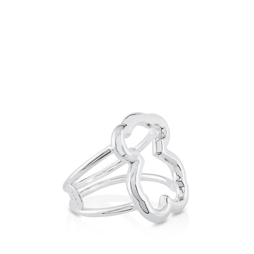 Ring New Carrusel aus Silber