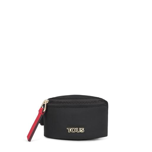Μίνι μαύρη τσάντα-περικάρπιο Shelby