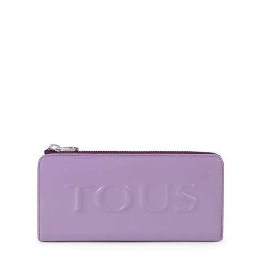 Medium lilac Dorp Wallet