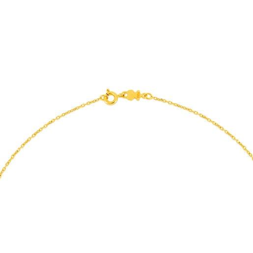 40cm Gold TOUS Chain Choker.