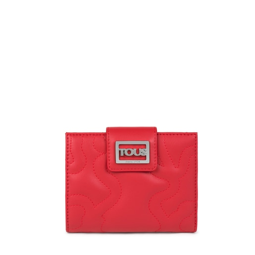 Medium red Kaos Dream Wallet