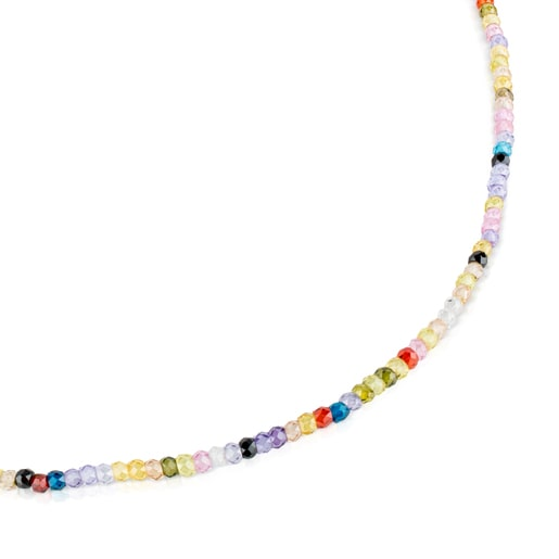 Collier TOUS Color en Or