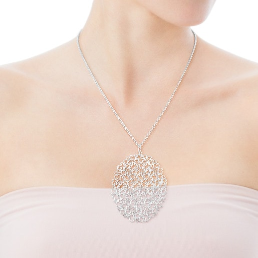 Silver Milosos Pendant