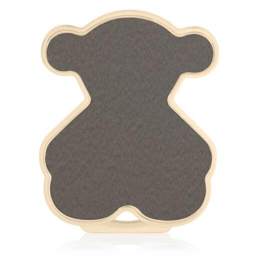 Anel suporte para telemóvel Urso Kaos Icon bege