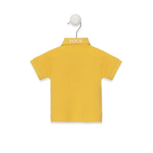 Polo Casual Amarelo