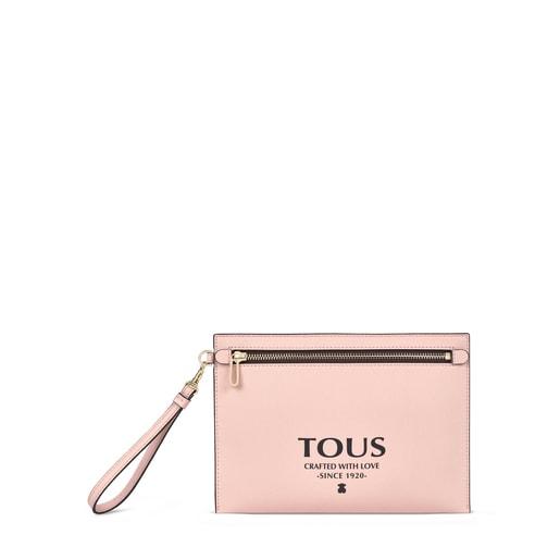 Multi-pink TOUS Essential Clutch bag