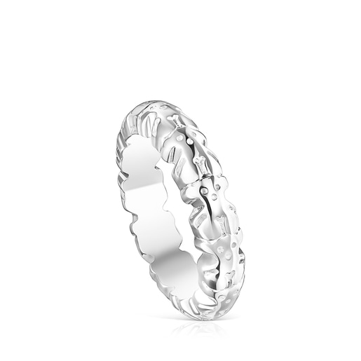 Anillo Straight XL de plata