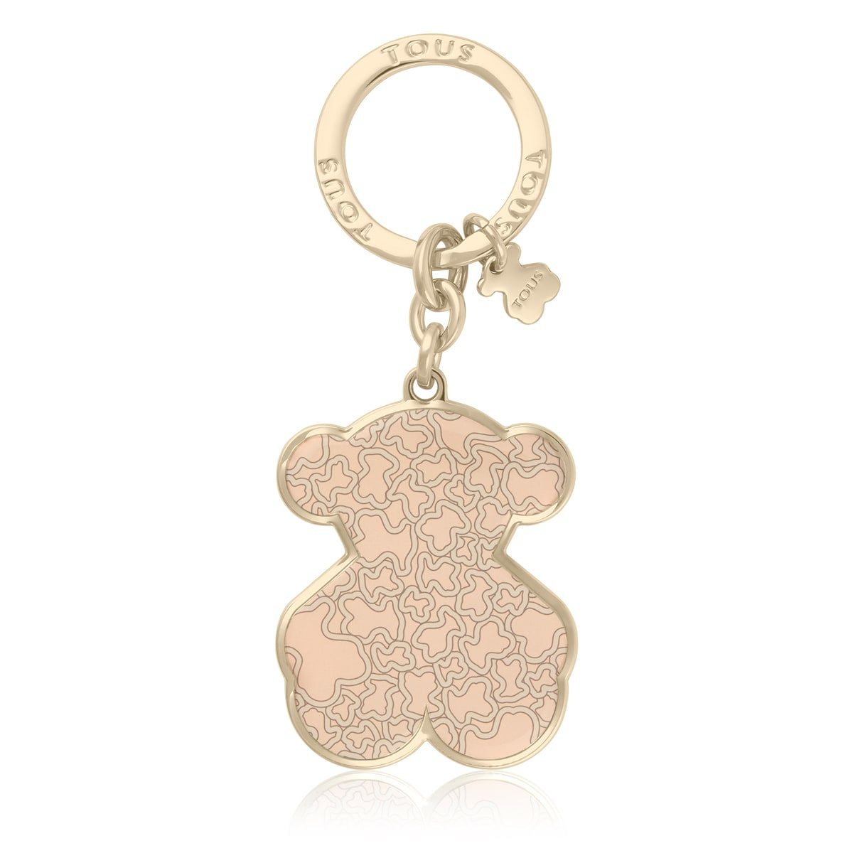 Pink Oso Kaos Mini Key ring