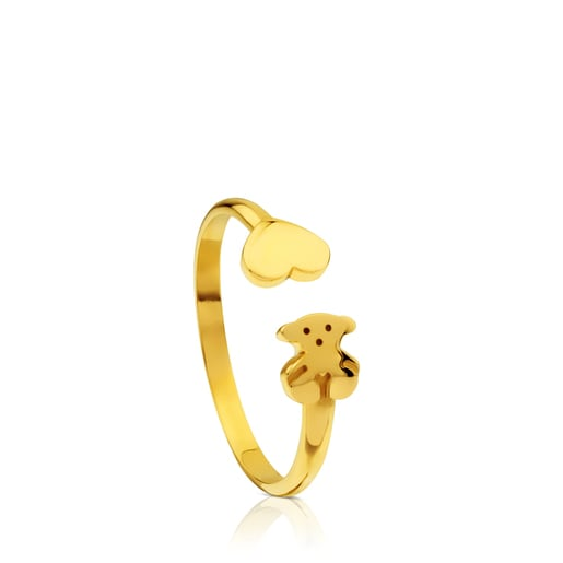 Ring Sweet Dolls XXS aus Gold