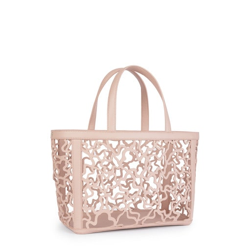 Medium pink Kaos Shock Tote bag