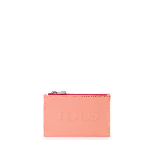 Ροζ Πορτοφολάκι-θήκη καρτών Dorp