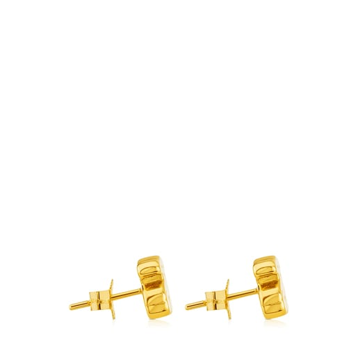Σκουλαρίκια Sweet Dolls από χρυσό