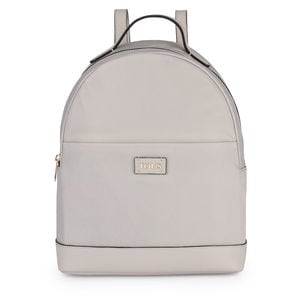 Medium taupe Nylon Doromy Backpack