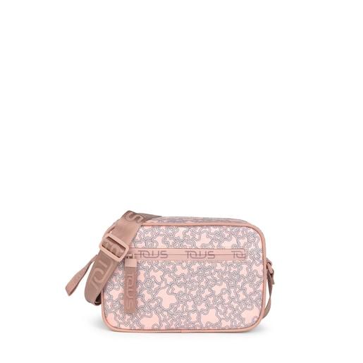 Small pink Kaos Mini Sport crossbody bag