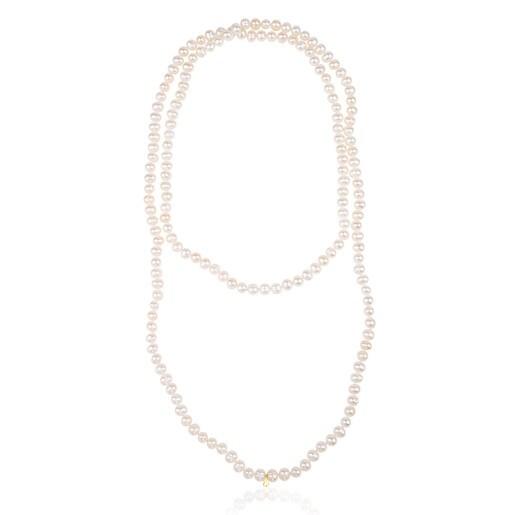 Collar de oro TOUS Pearls