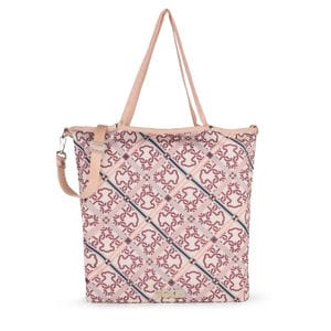 Multi-pink Jodie Frames Shopping bag