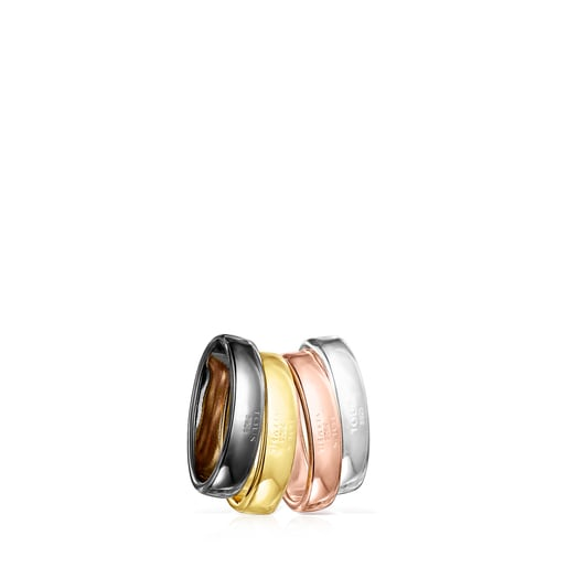 Multicolor Hold Rings Pack