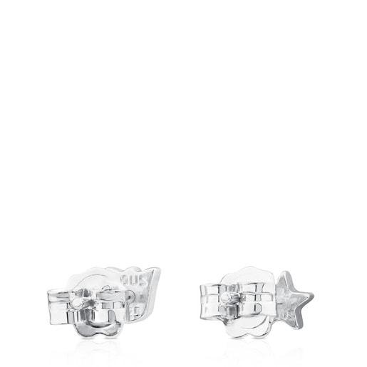Silver TOUS Basics Earrings Pack