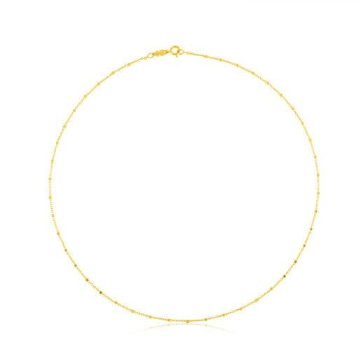 Cadena TOUS Chain de oro, 40cm.