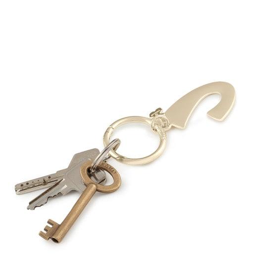 Porta-chaves Touscedario Letra J