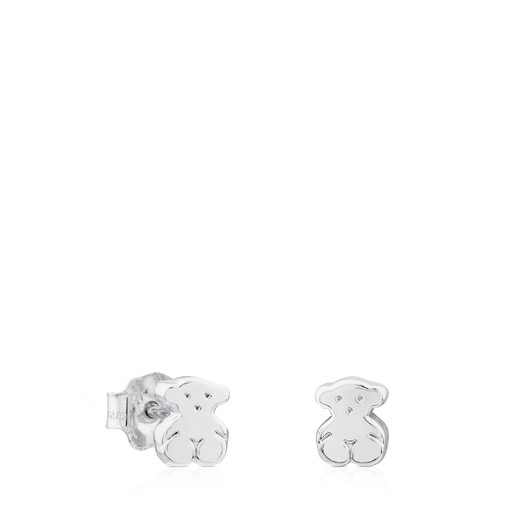 White gold Sweet Dolls XXS Earrings