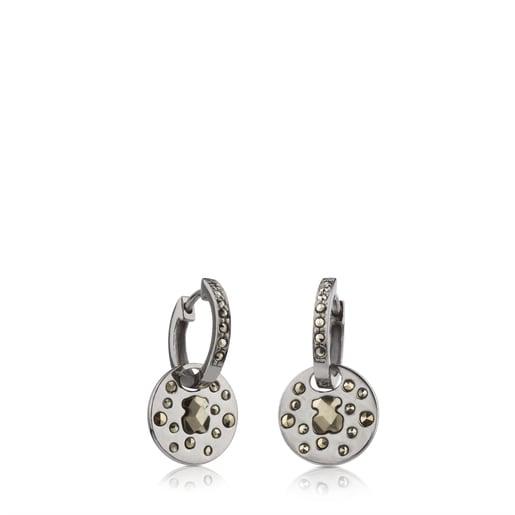 Silver Grace Earrings