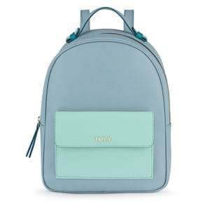 Blue-turquoise Essence Backpack
