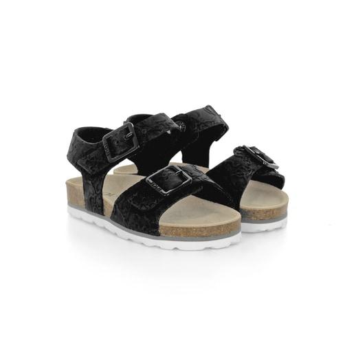 Sandálias desportivas com fivelas Kaos Negras