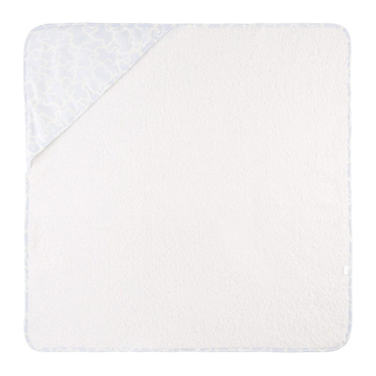 Capa de baño Kaos Azul Celeste