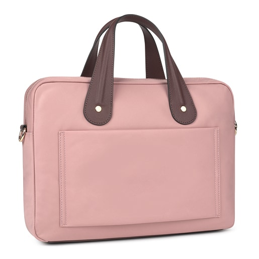 Pink Shelby Briefcase