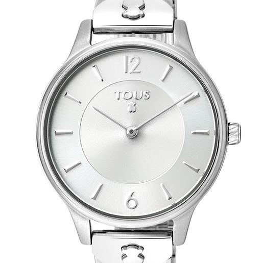 Steel Len Watch