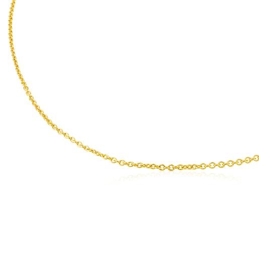 Cadena TOUS Chain de Plata Vermeil