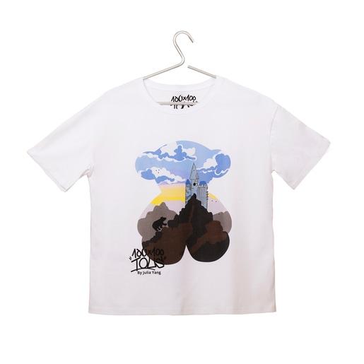 Camiseta Tous Julia Yang blanco