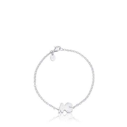 Bracelet Twist en Argent