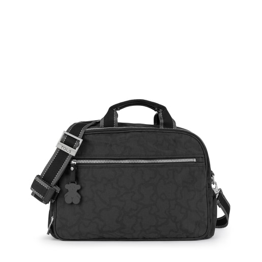 Bolsa de bebé Kaos New Colores en color antracita-negro