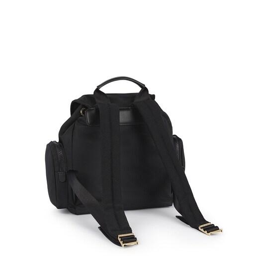 Small black Doromy backpack