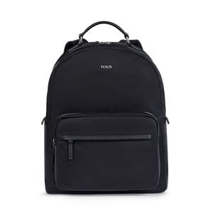 Black Nylon New Berlin Backpack