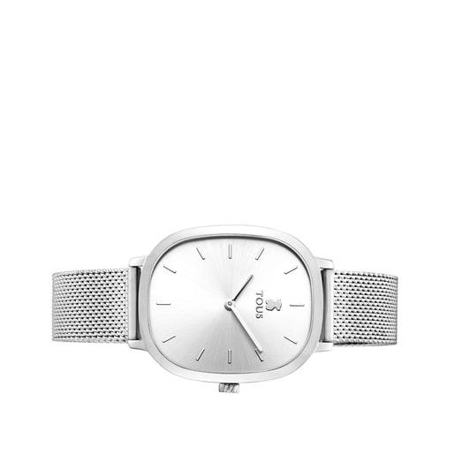 Reloj Heritage de acero