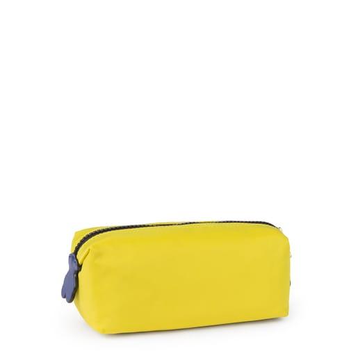 Medium pistachio colored Doromy Toiletry bag