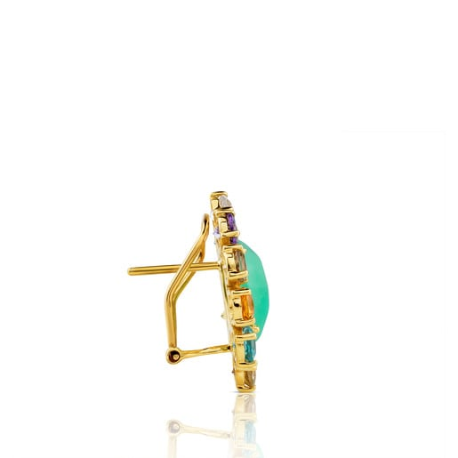 Gold Beach Earrings