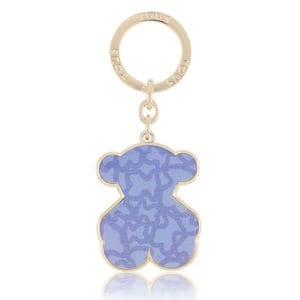 Blue Kaos Mini Key ring